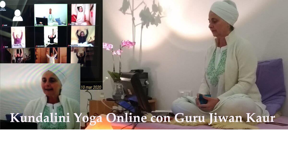 Yoga Online - corsi di Yoga online