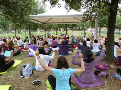 Al Roma Yoga Festival - Guru Jiwan Kaur - 2012