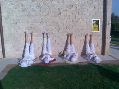 Yoga relax - Corso intensivo di Kundalini Yoga - Assoc. Shakti - S. Ginesio 1998